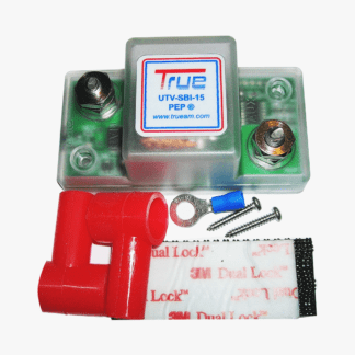 True Large Dual Battery Kit Car Boat Marine Rvs 4wd 12v Automatic