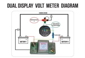 how a battery isolator works in your boats and vehicles? dfna Isolator Switch Wiring Diagram