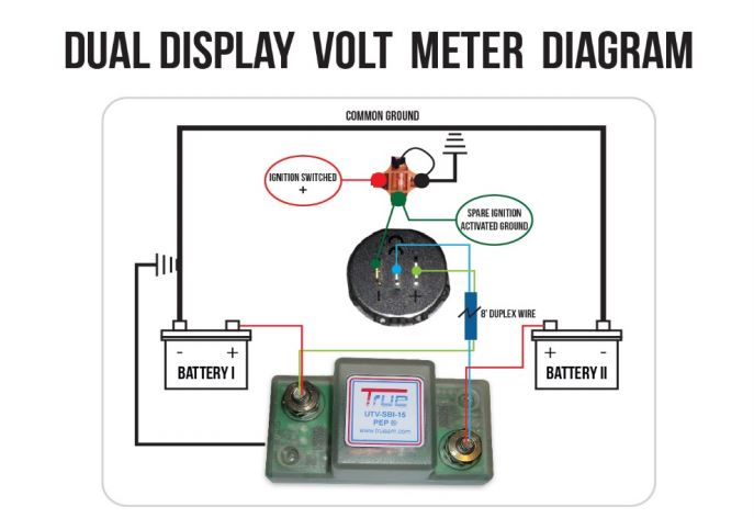 12v dual battery isolator wiring diagram – downloadable file