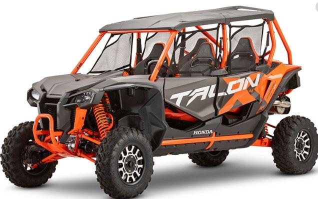 Honda Talon UTV
