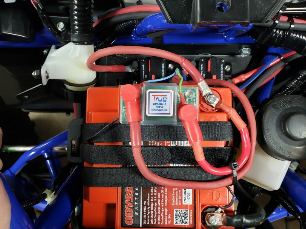 Honda Talon Second Battery Kit