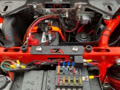 Honda Talon 2nd battery Kit